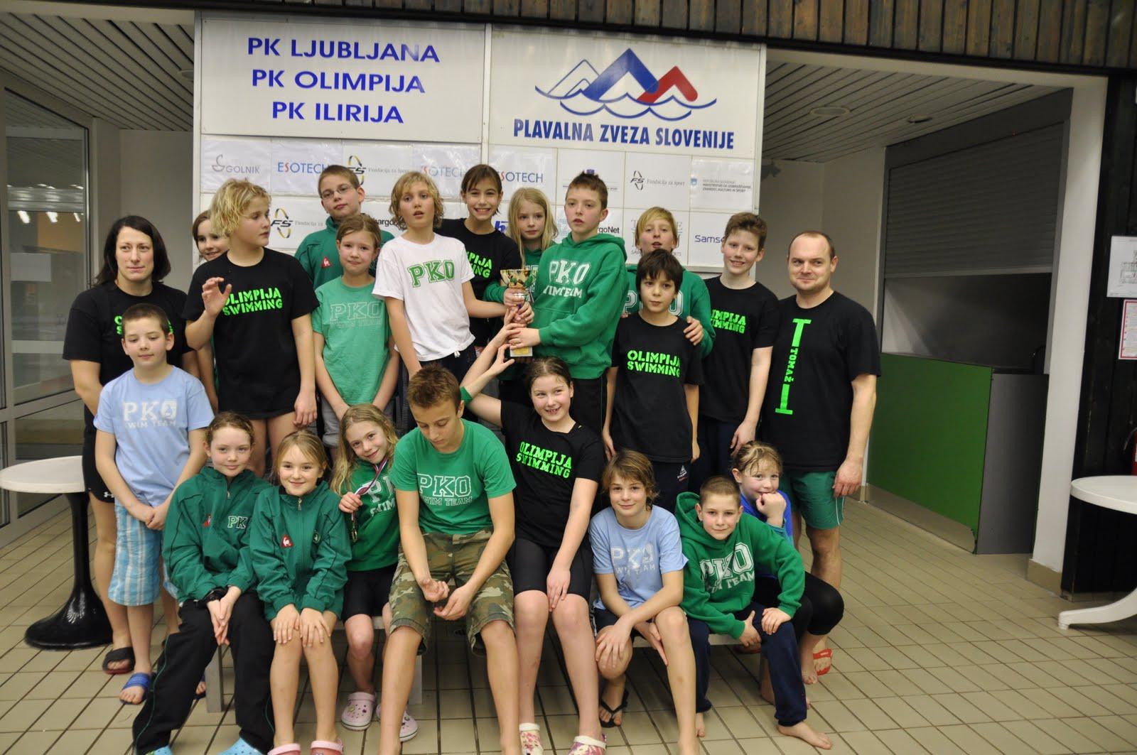 Zimsko DP za ml. dečke in ml. deklice 2013 - 2-3.2.2013, Ljubljana