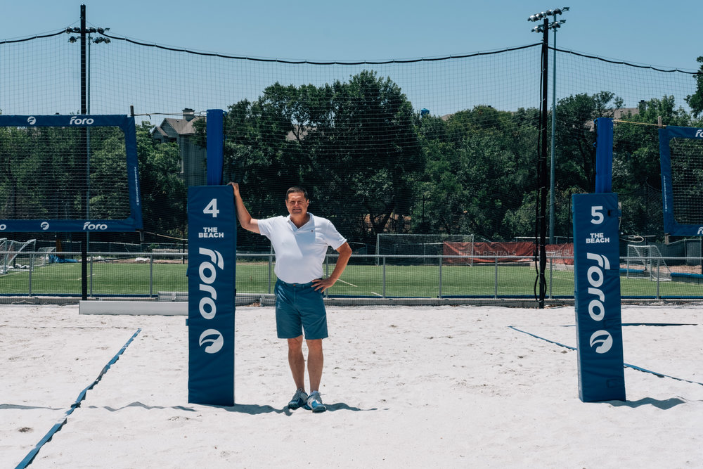 "Bob Peinado: Building Sports Culture for All - ""Today we are sharing an interview with Bob Peinado, founder of FORO Sports Club. With a focus on creating space where people from all cultures can play the sports they love, FORO is building deep community in Dallas. As he leads his family-run business, Bob is focused on welcoming everyone who needs a place to play…"""
