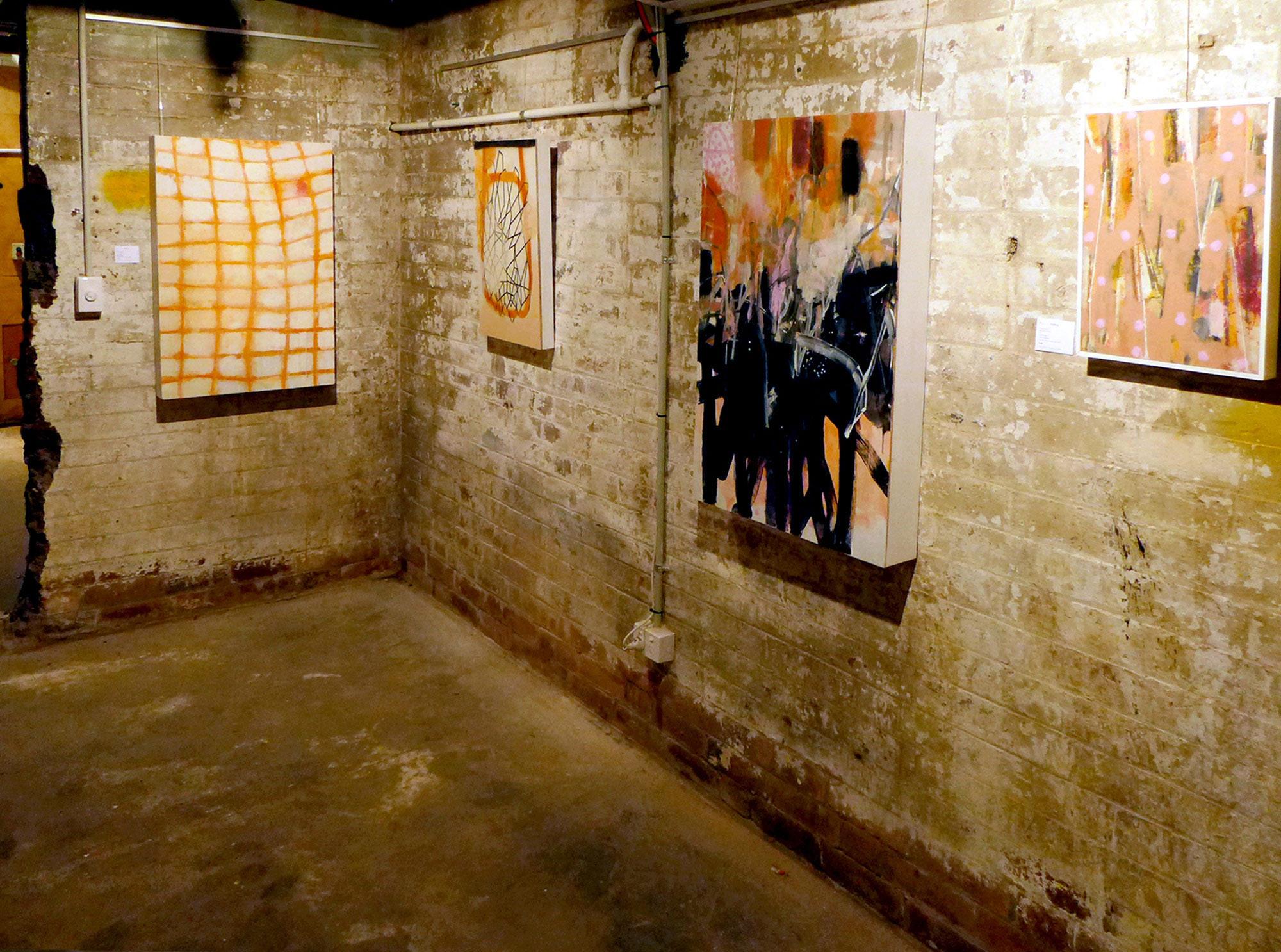 Dead Space , 2017, Analogue Gallery, Brisbane, Solo Exhibition