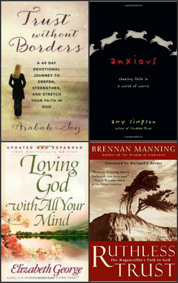 books about trusting God