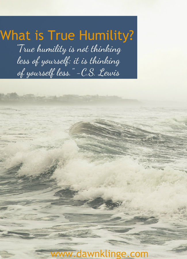 what is true humility?