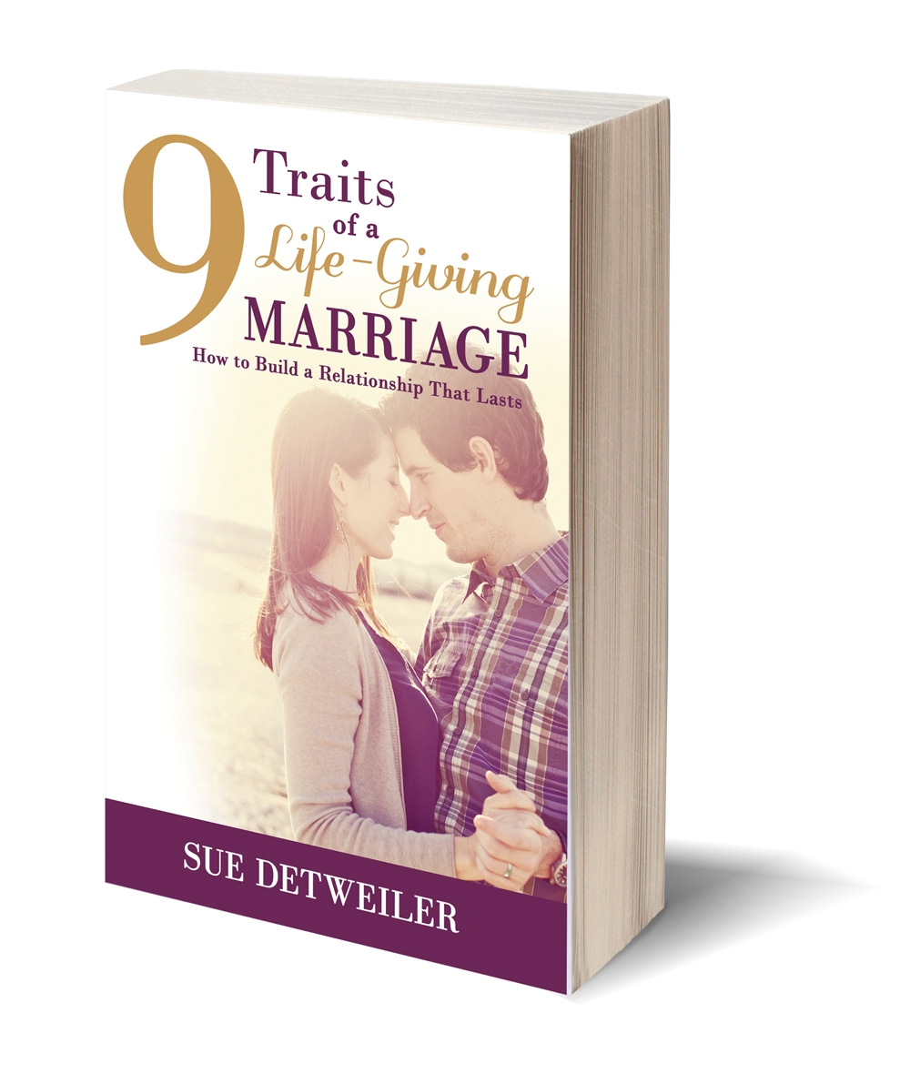 9 traits of a life giving marriage- book review