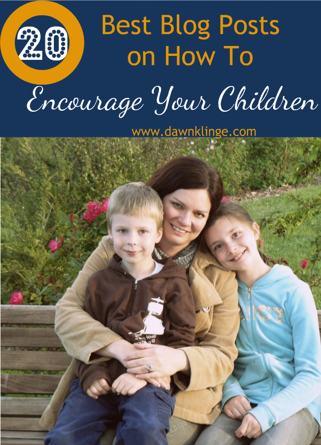 20 Best Blog Posts on How To Encourage Your Child