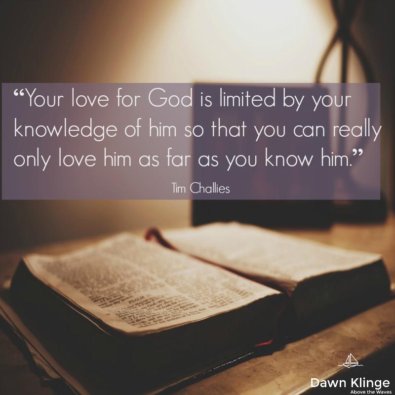 doctrine quote, Tim Challies