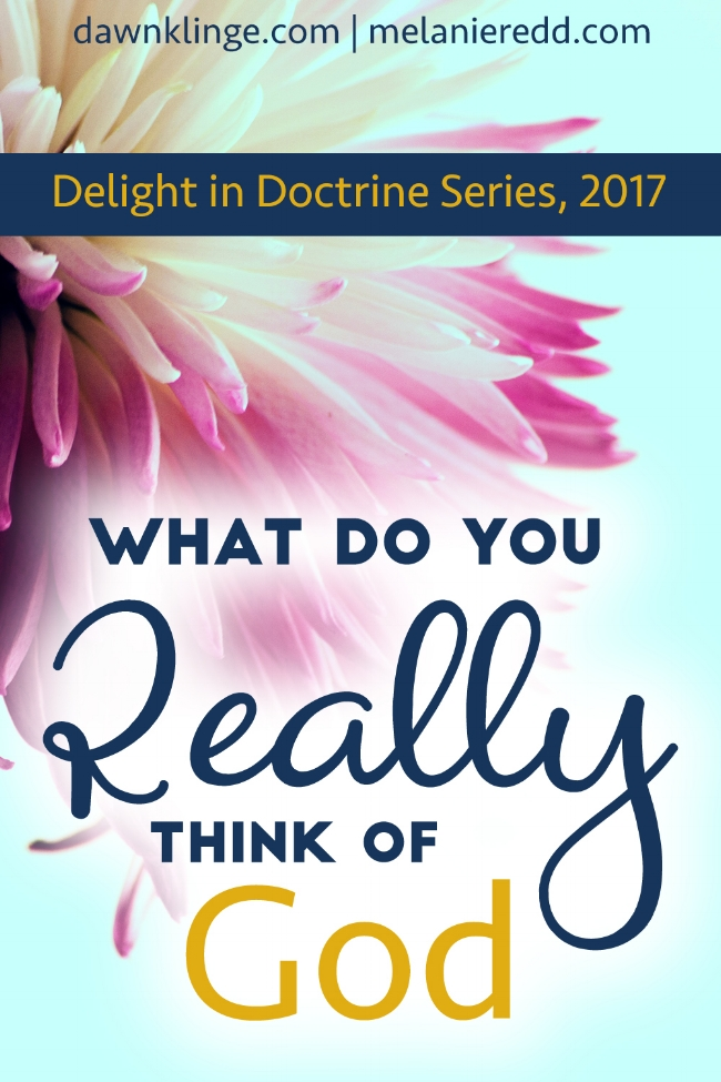 What Do You REALLY Think of God?
