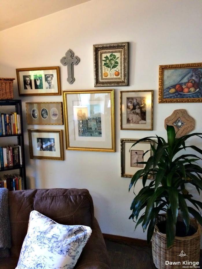 Living Room Make-Over