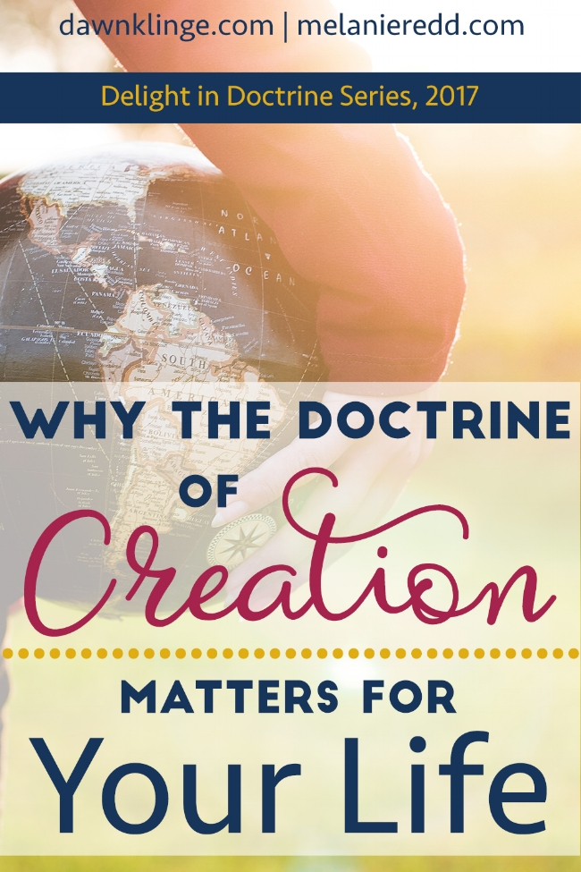 Why the Doctrine of Creations Matters | Creation doctrine | christian doctrine | why Christians believe in creation | Above the Waves || #doctrine #creation