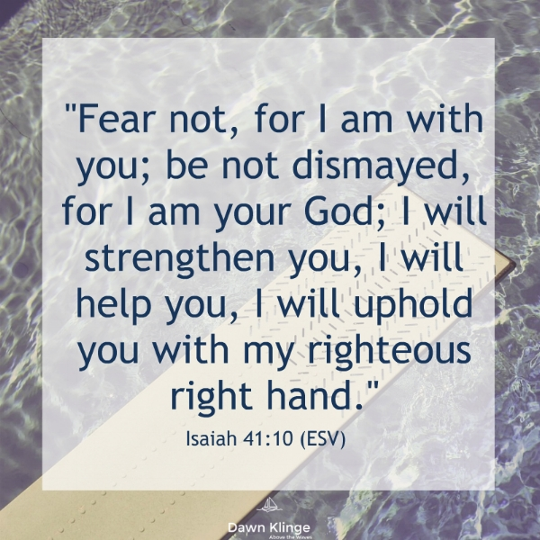 powerful words for overcoming fear