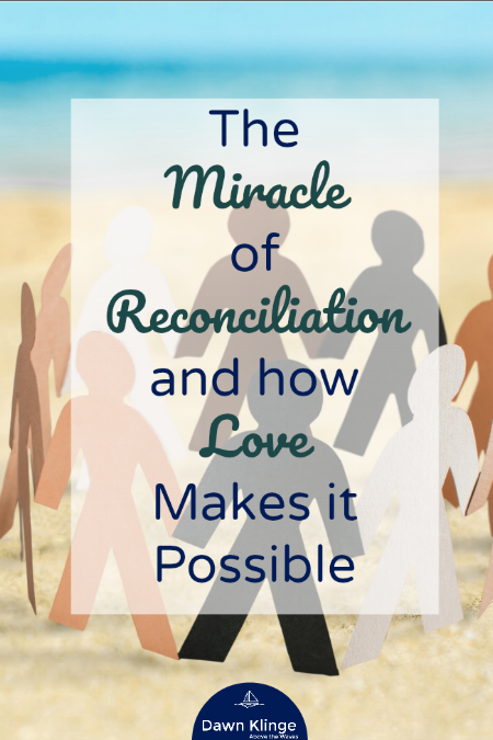 The miracle of reconciliation and how love makes it possible I John Perkins I civil rights I racial unity I love is the final fight I Above the Waves II #civilrights #racialissues