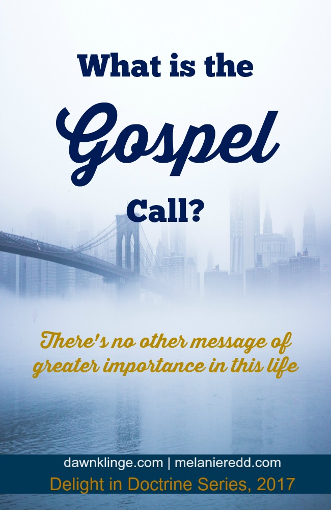 What is the Gospel Call? I gospel of Jesus Christ I how to be saved I How God saves I salvation in Christ I Above the Waves II #gospelofJesus #salvation