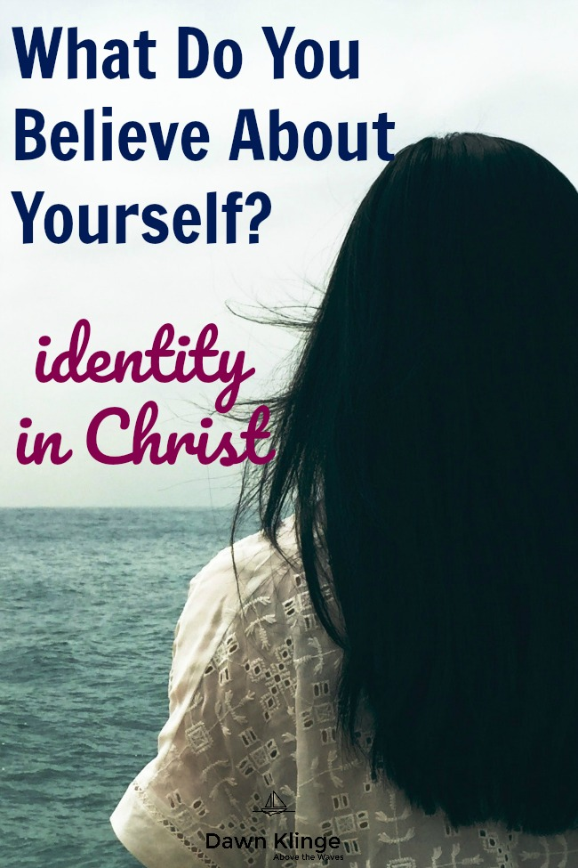What do you believe about yourself? I who we are in Christ I lies Christians believe I Who God says you are I Christian devotion I Above the Waves II #identityinChrist #christiandevotion