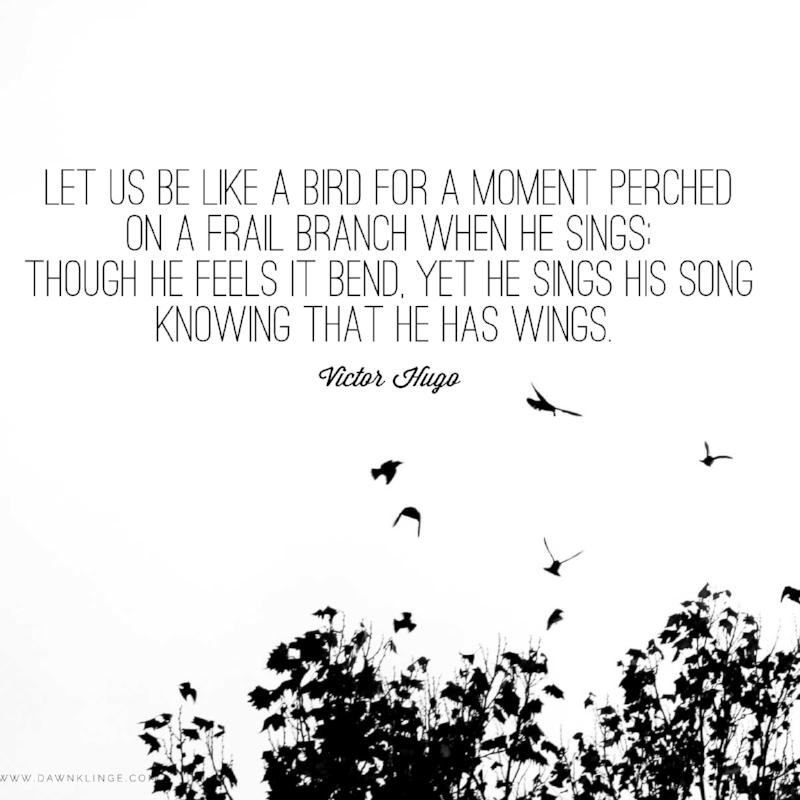 Victor Hugo, trust