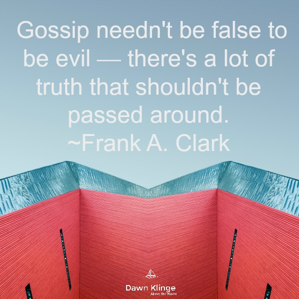 15 Ways to Avoid Gossip and Be Happy | how to avoid gossip | why to avoid gossip | how to be a good friend | Above the Waves || #friendship #gossip #christianrelationships