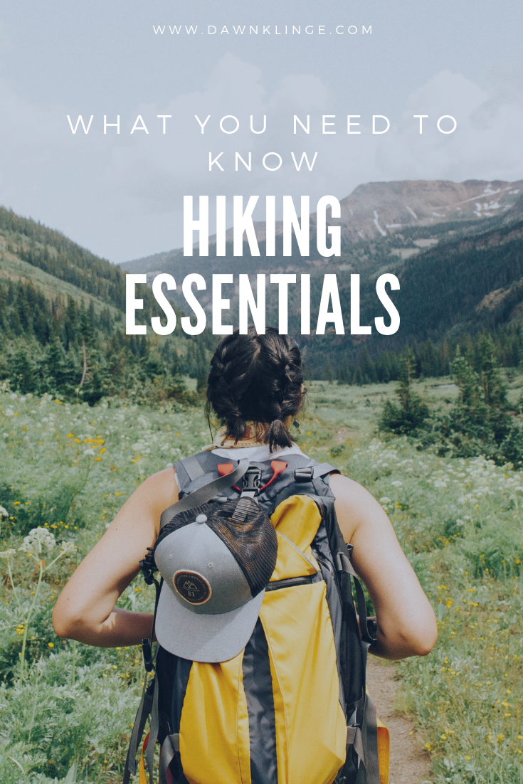 Hiking Essentials_ What You Need to Know | snacks for hiking | benefits of hiking | recipe for hiking | how to find hiking trails | Above the Waves || #hiking #prayerwalk