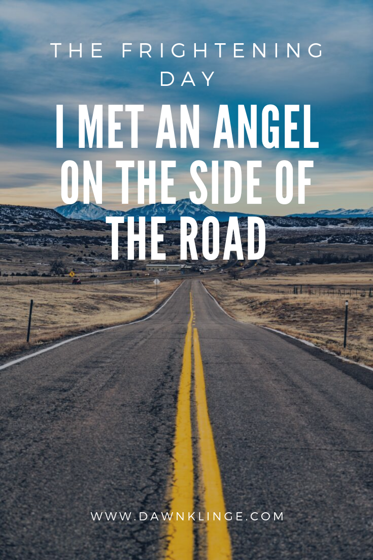 A story about the day I met an angel, the power of prayer, and God's protection | #angels #prayer #godsprotection #godisreal