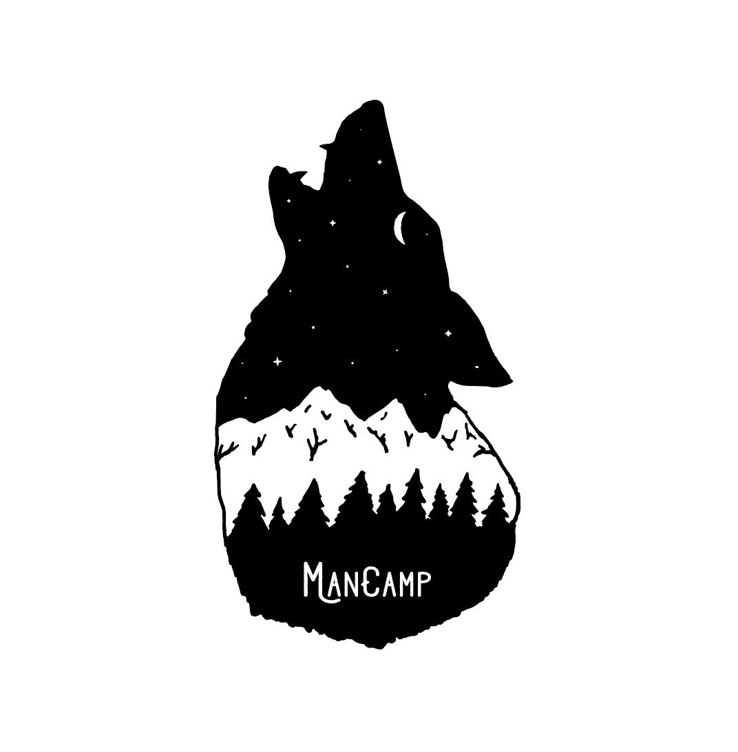 Men's retreat logo