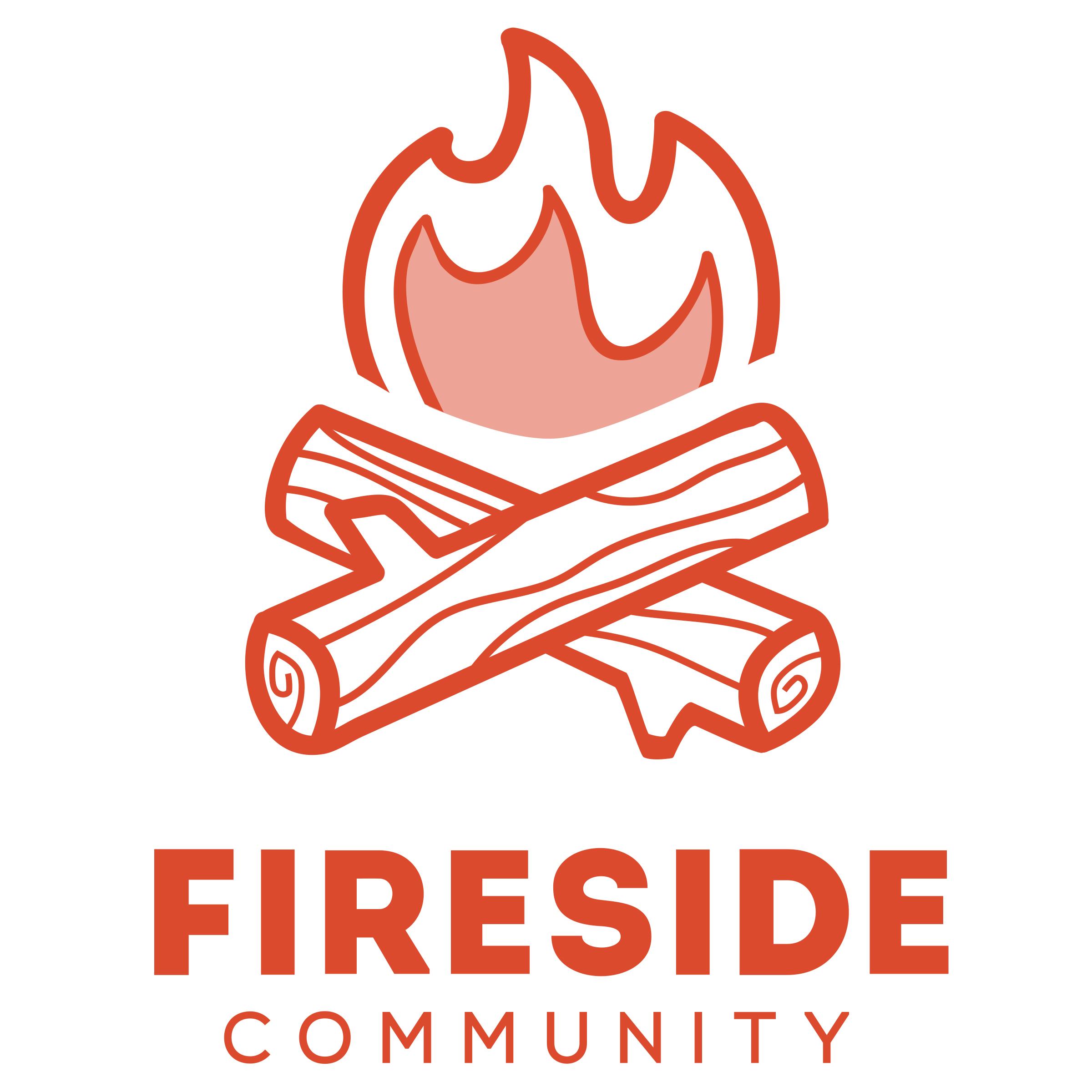 Fireside community logo