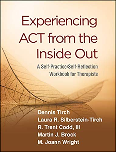The 2019 release - Experiencing ACT from the Inside Out can be found  here.