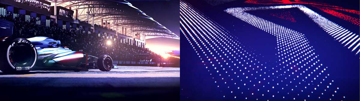 Producer 'Bahrain Grand Prix turns 10' Client: BIC Agency: BDA Creative, London for Interstate