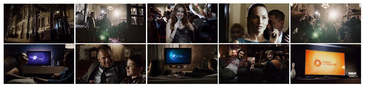 Production Management'Premier TV 1000 HD' Client: Viasat Agency: Devilfish