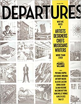 HOW PITTSBURGH QUIETLY BECAME A CULTURAL CAPITAL - Departures Magazine includes The Blanket in the October 2017 Arts Issue exploring Pittsburgh's active cultural renaissance.Steven Hyman