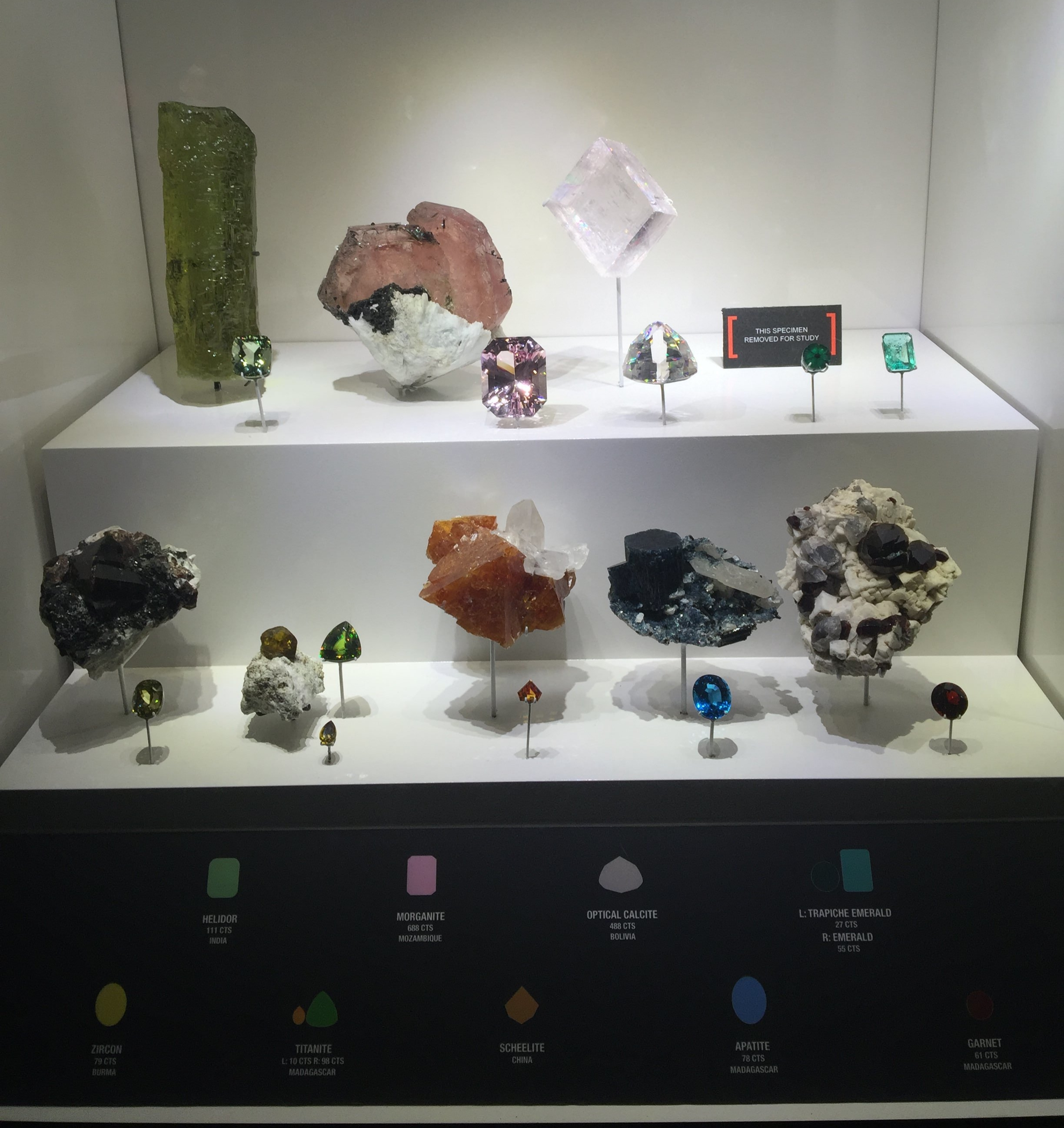 Lyda Hill Gem and Mineral Hall