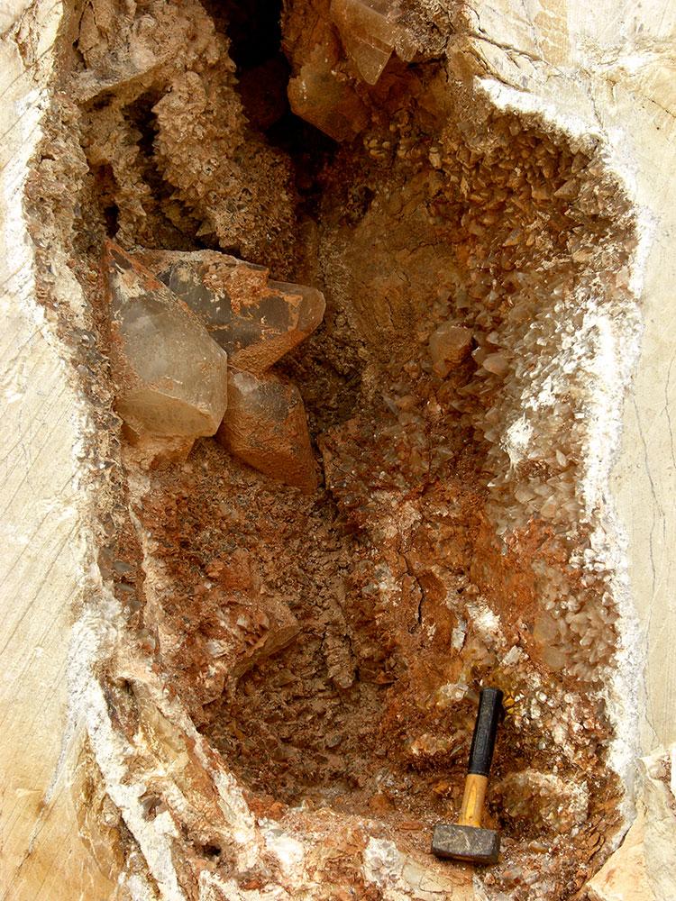 Geode in 2009. (Photo: Alain Martaud)
