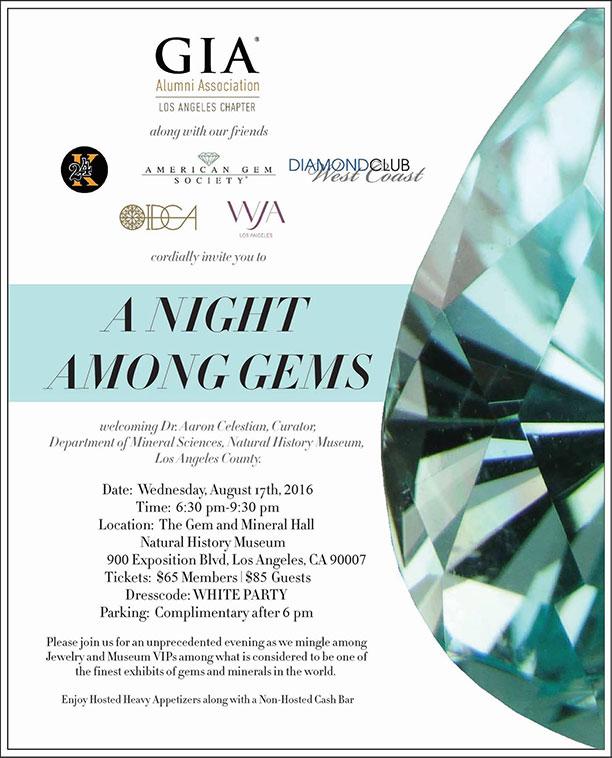A Night Among Gems