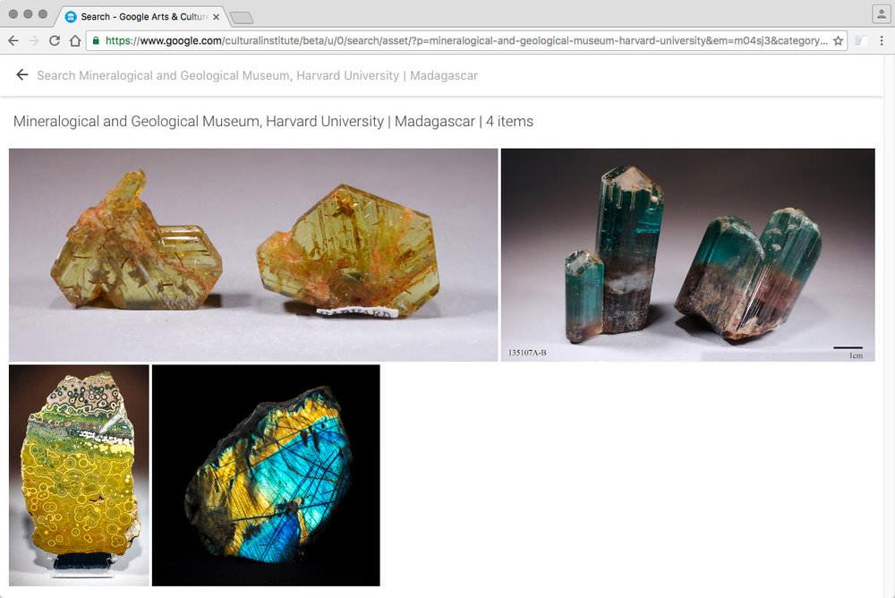 The Madagascar collection, above, features chrysoberyl, tourmaline, jasper and labradorite.