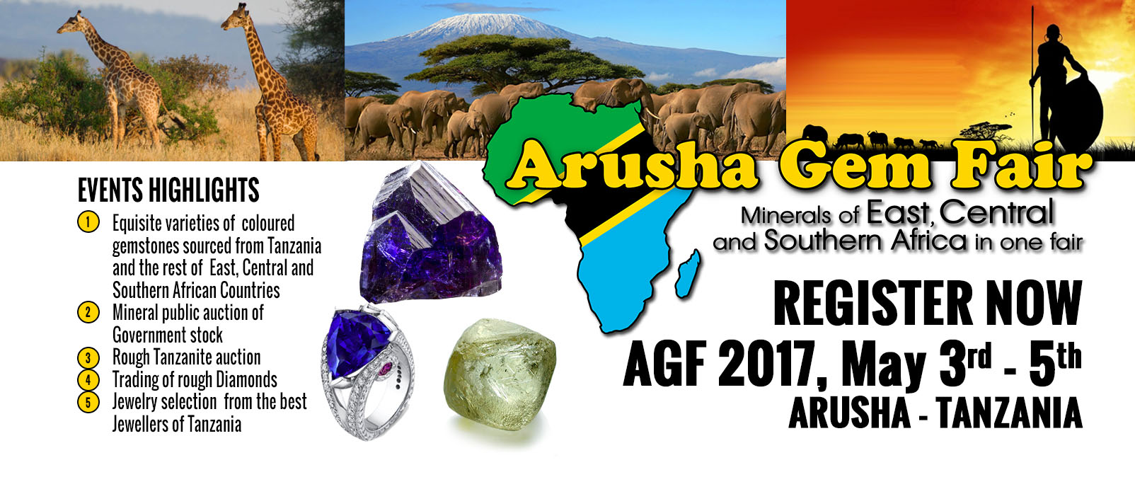 Arusha Gem Fair