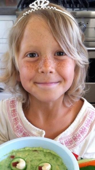 Photo of Daisy before she died, taken from Kate Merrick's blog (www.kmerrick.com)