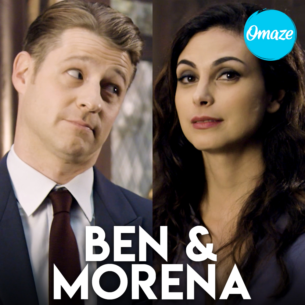 Ben McKenzie and Morena Baccarin for Omaze