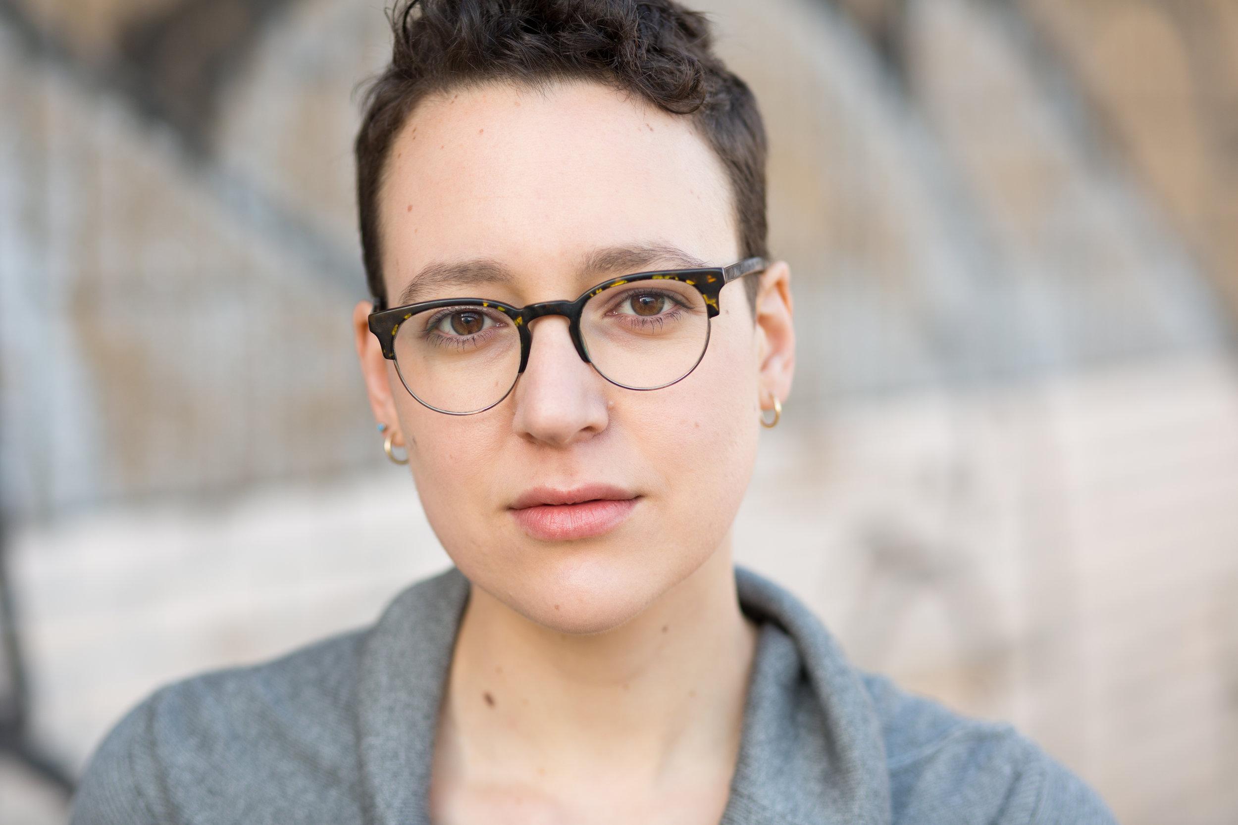 Grace Mendenhall / Junior Editor, Assistant Editor