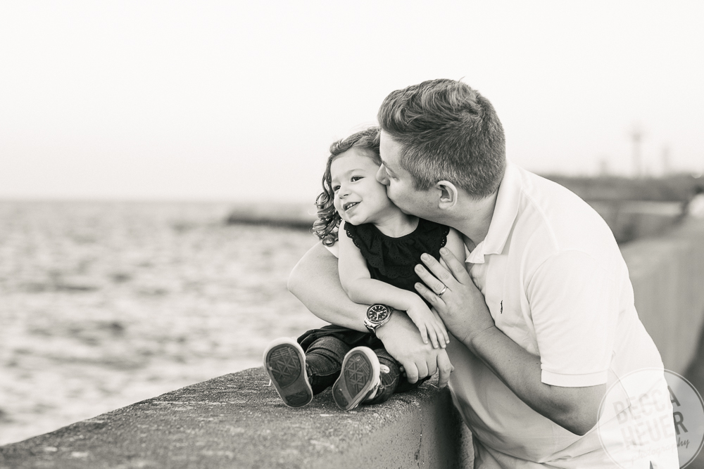 Montrose Harbor Family Session