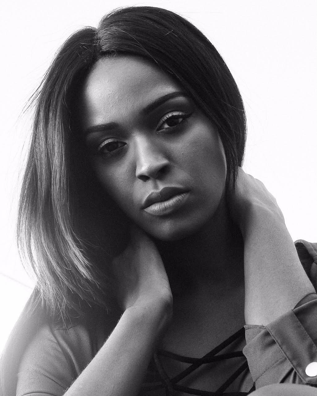 Model: LeAndrea Brown.