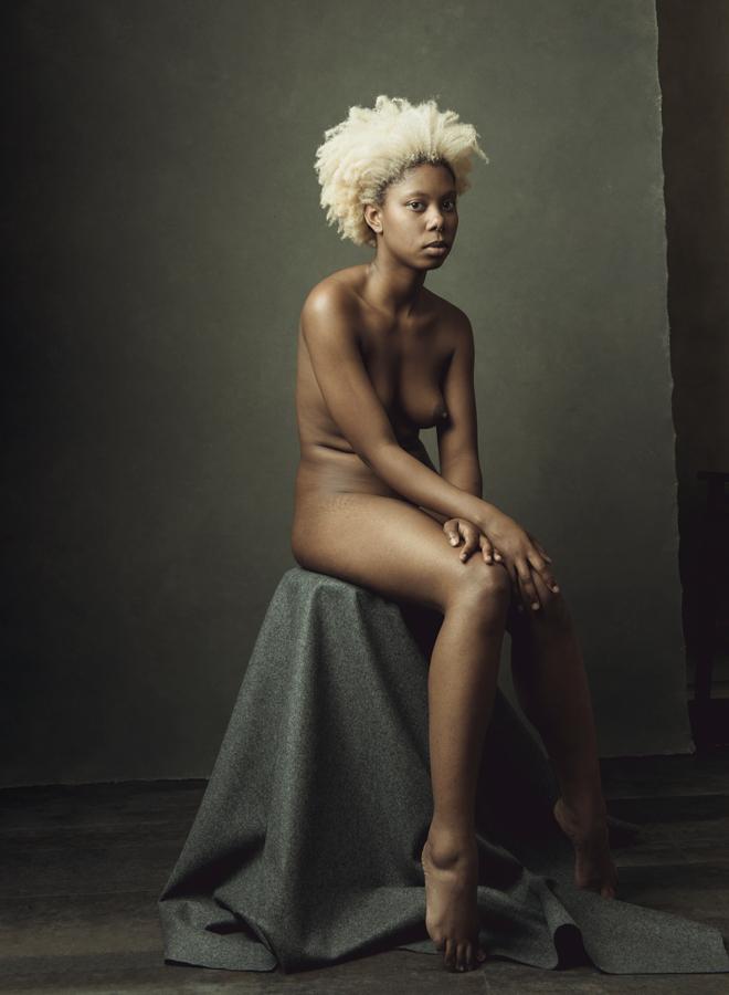 Model Angelique