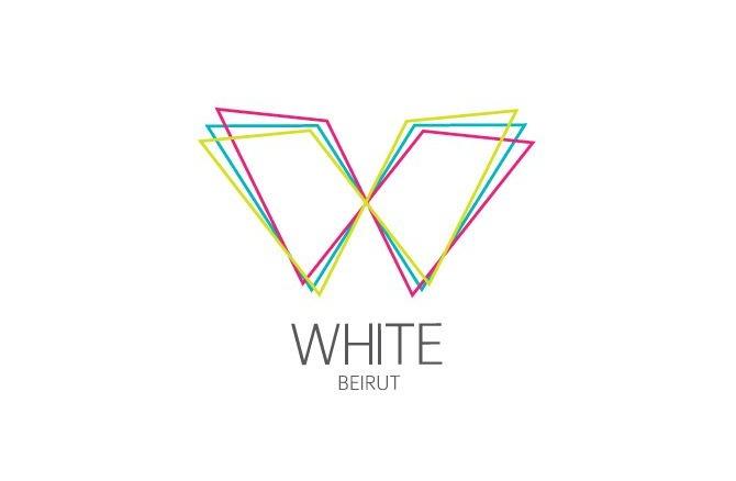 Brand Identity, White Beirut (Beirut, Paperview Design, 2011)