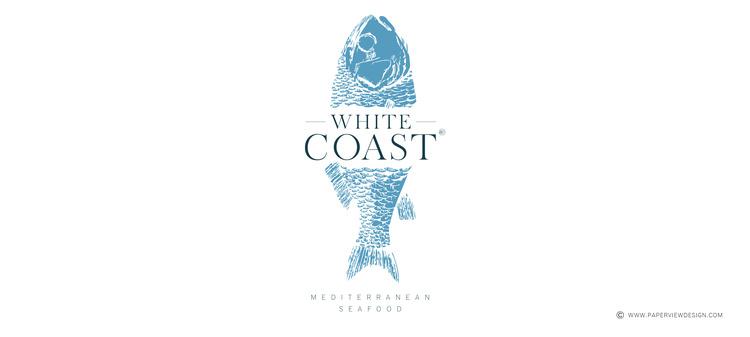 Brand Identity, White Coast (Beirut, Paperview Design, 2011)