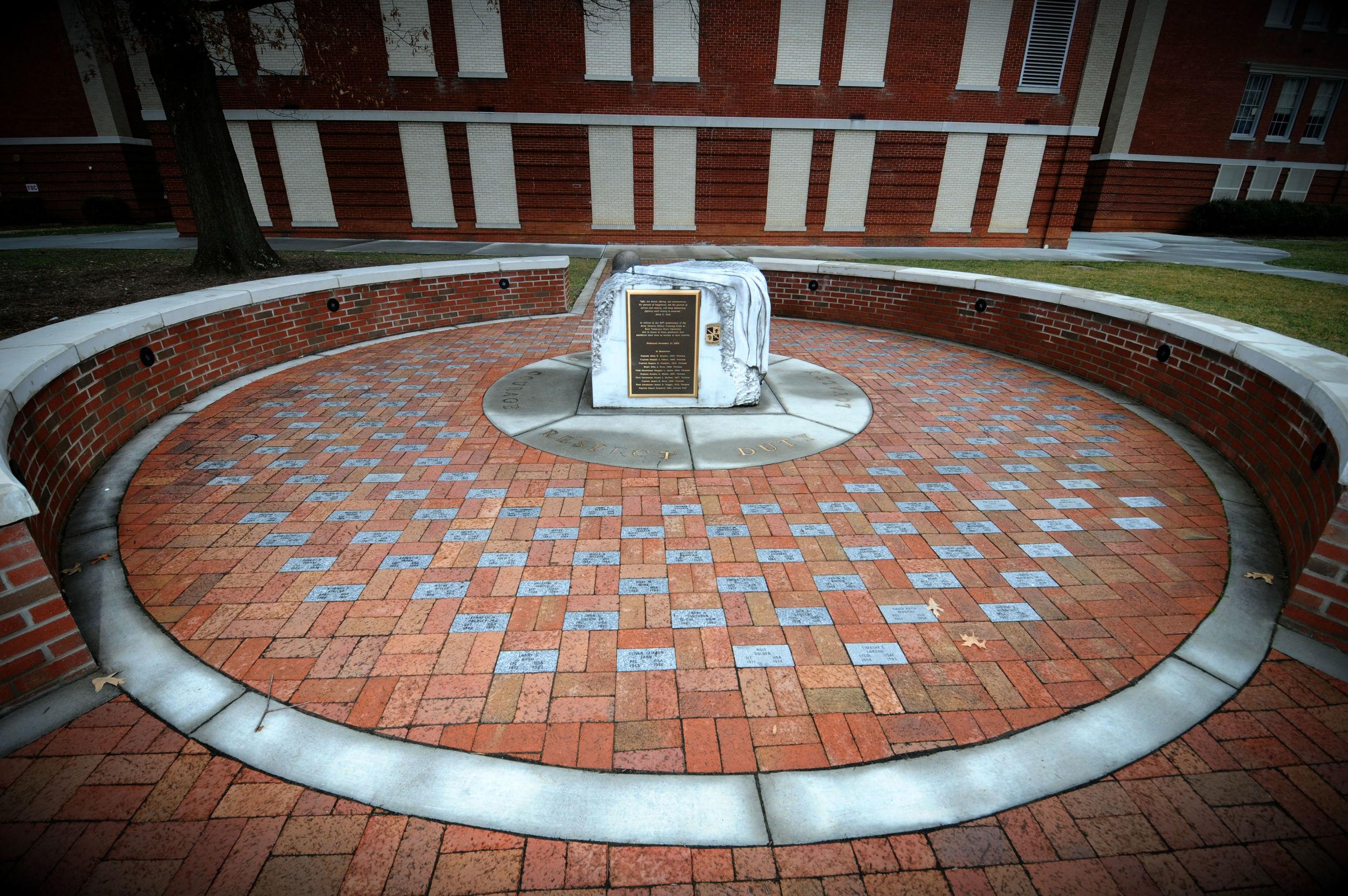 ETSU Veterans Memorial