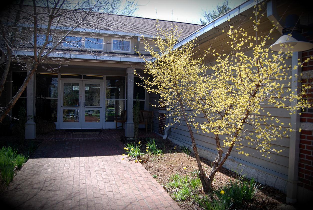 Tipton Haynes Historic Site Visitor Center