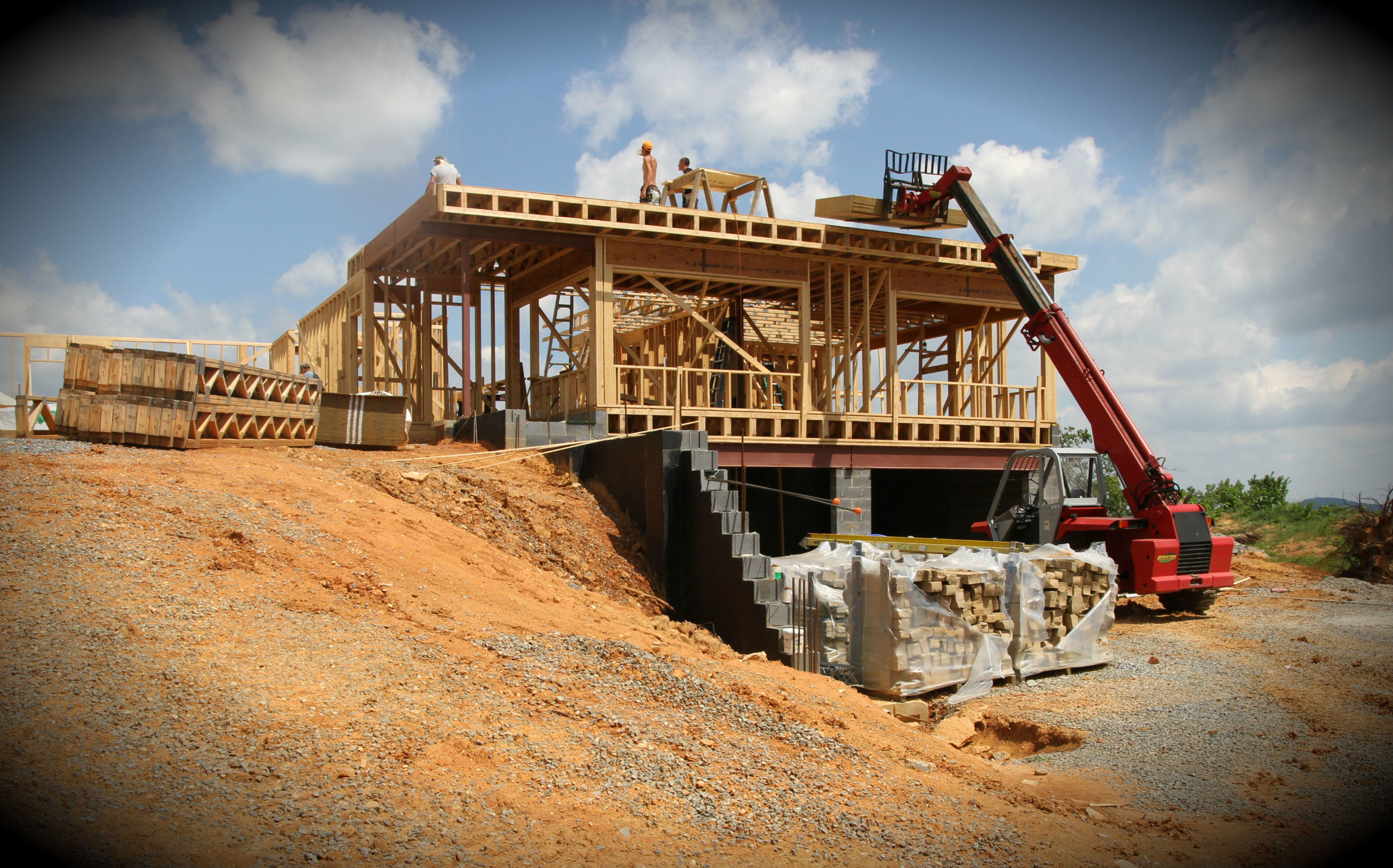 Residential New Home Construction