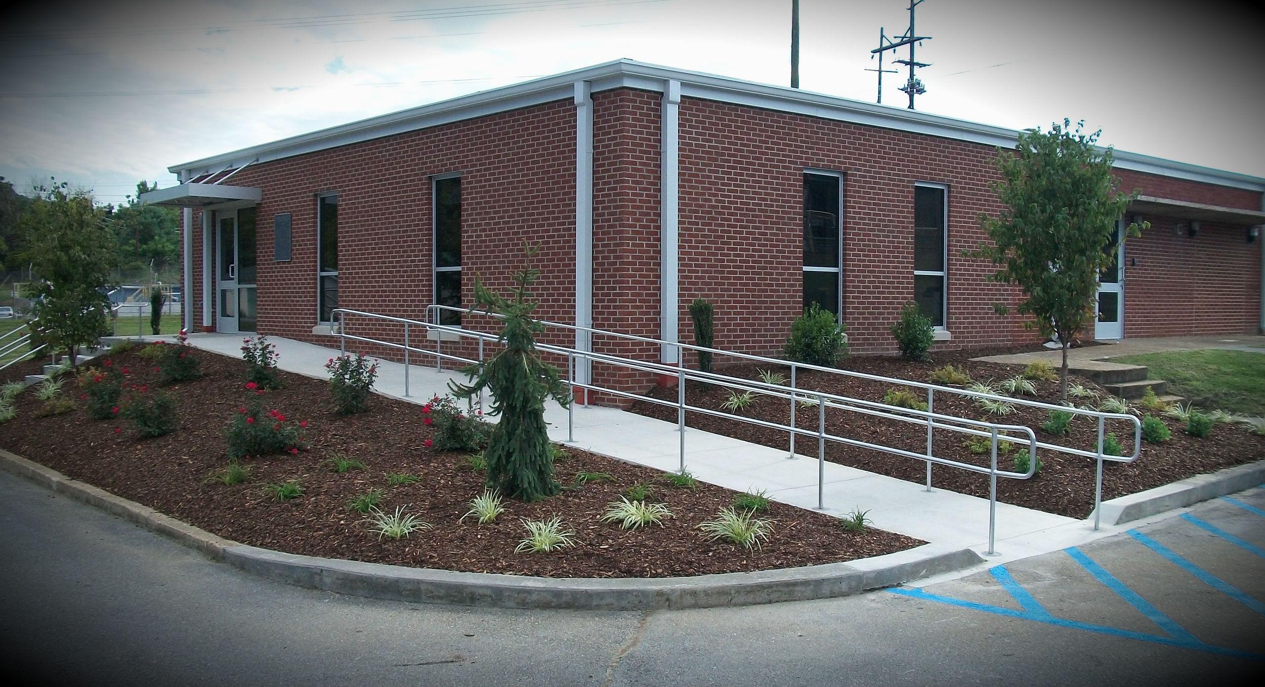 Erwin Utilities Operations Building