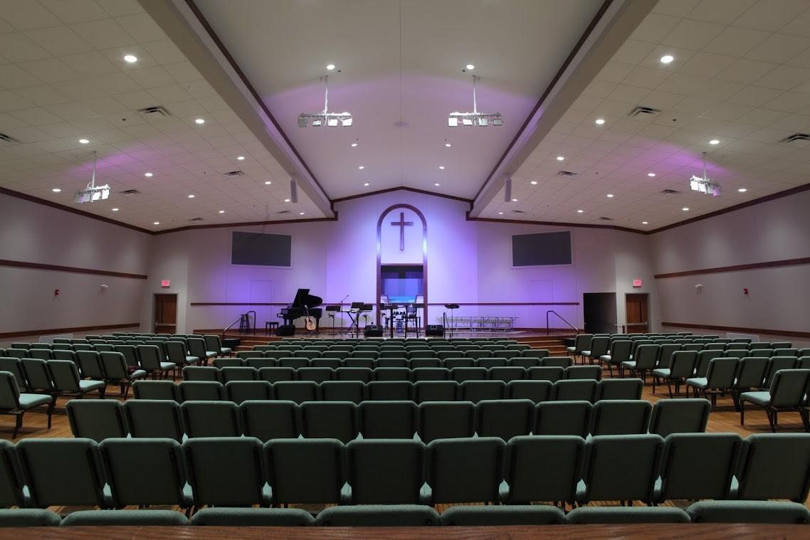 Antioch Baptist Church - New Santuary