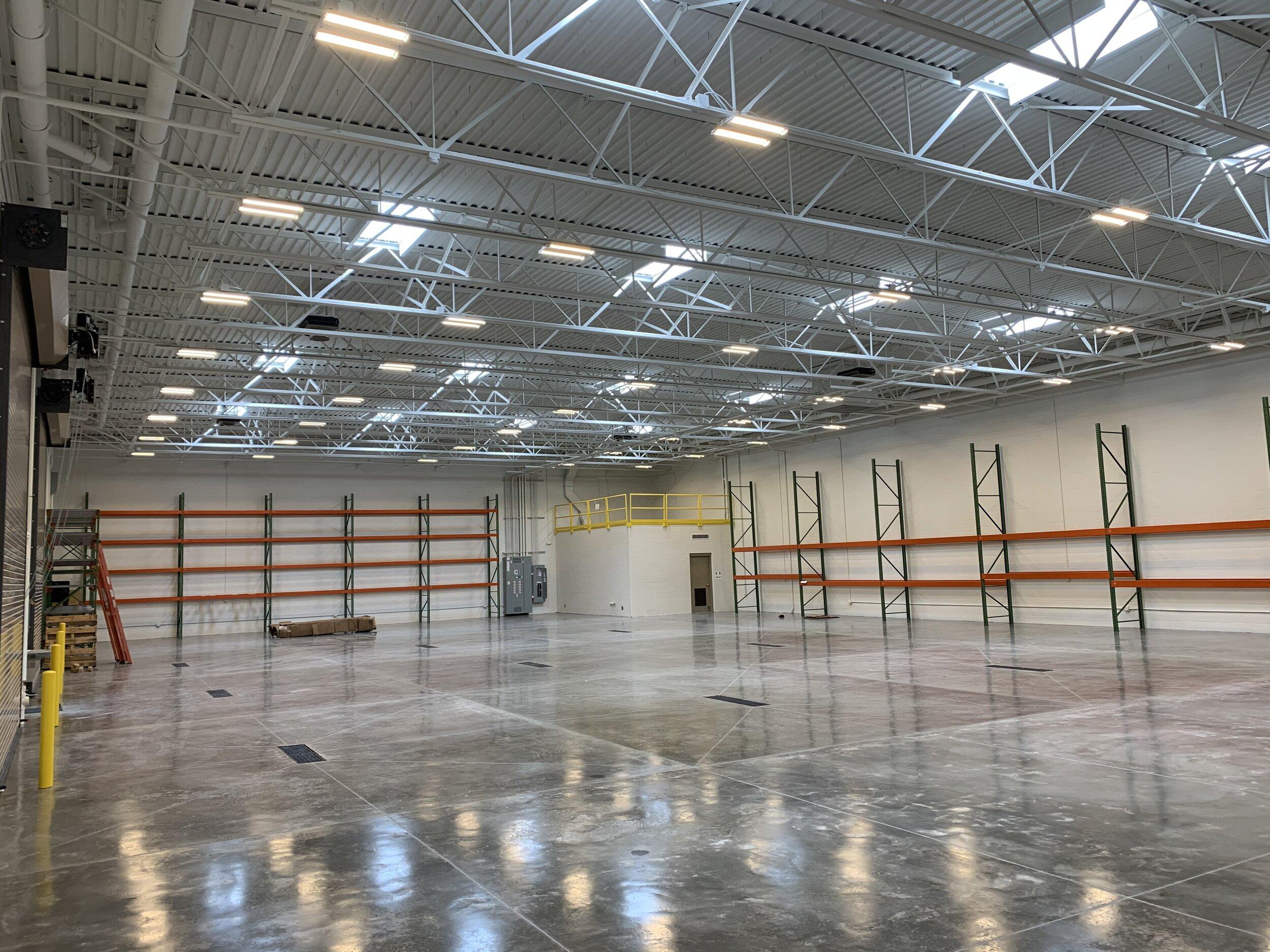 Erwin Utilities Warehouse Addition