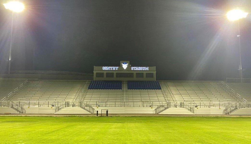 Unicoi County High School - Gentry Stadium