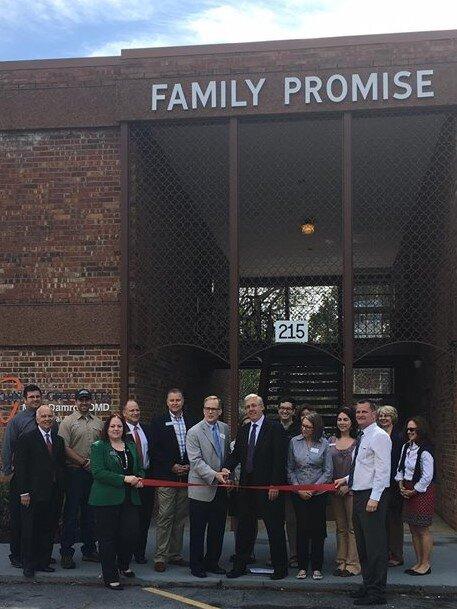 Family Promise - Building Renovation