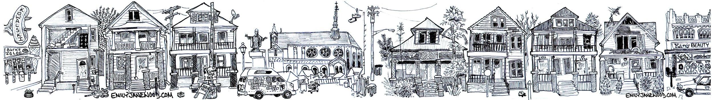 Illustration by   Emily Wood  ! (  emilyjanewood.com  )