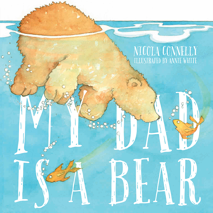 My Dad Is A Bear- shortlisted for the Prime Minister's Literary Awards