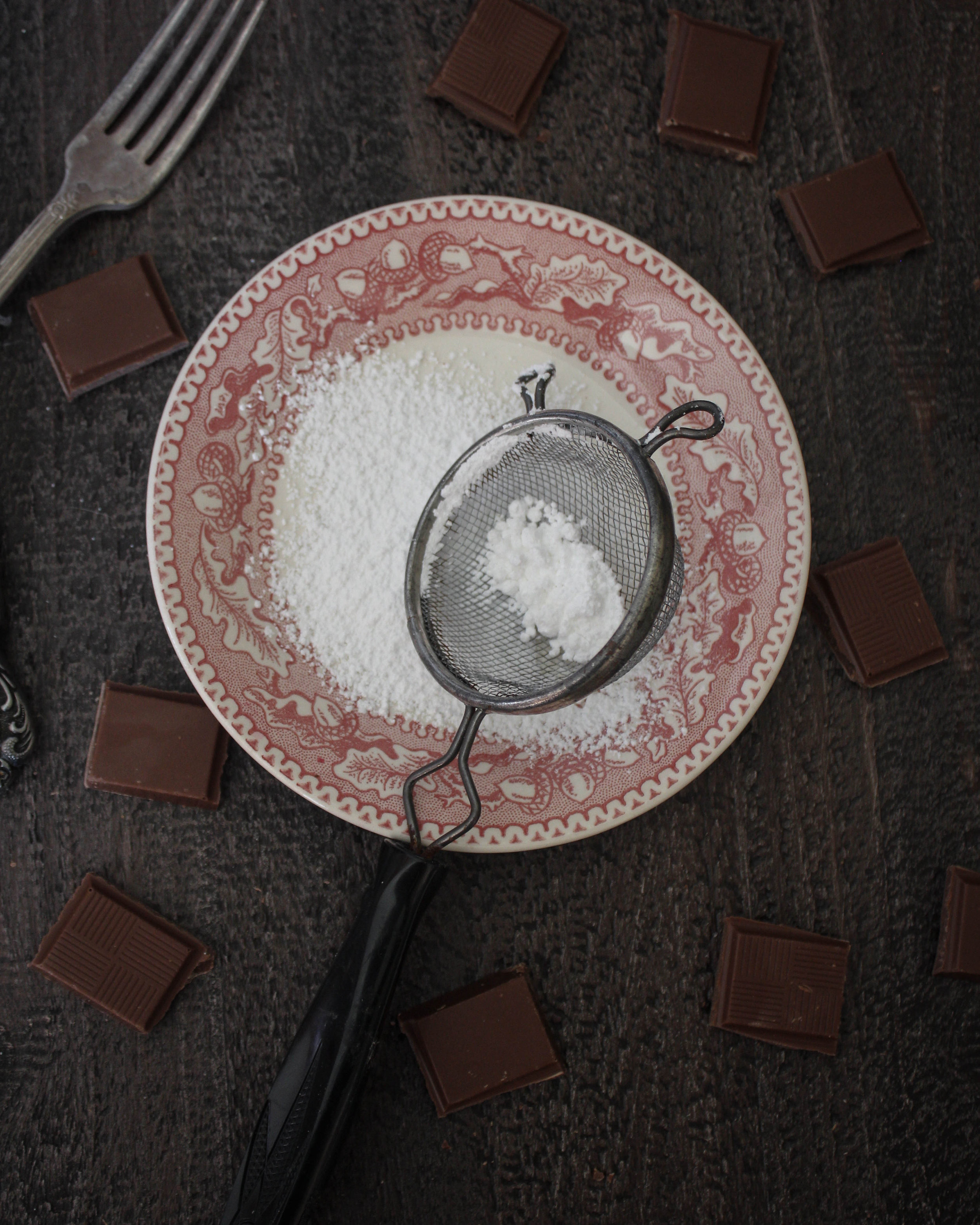 Dutch Oven Chocolate Cake with Staub