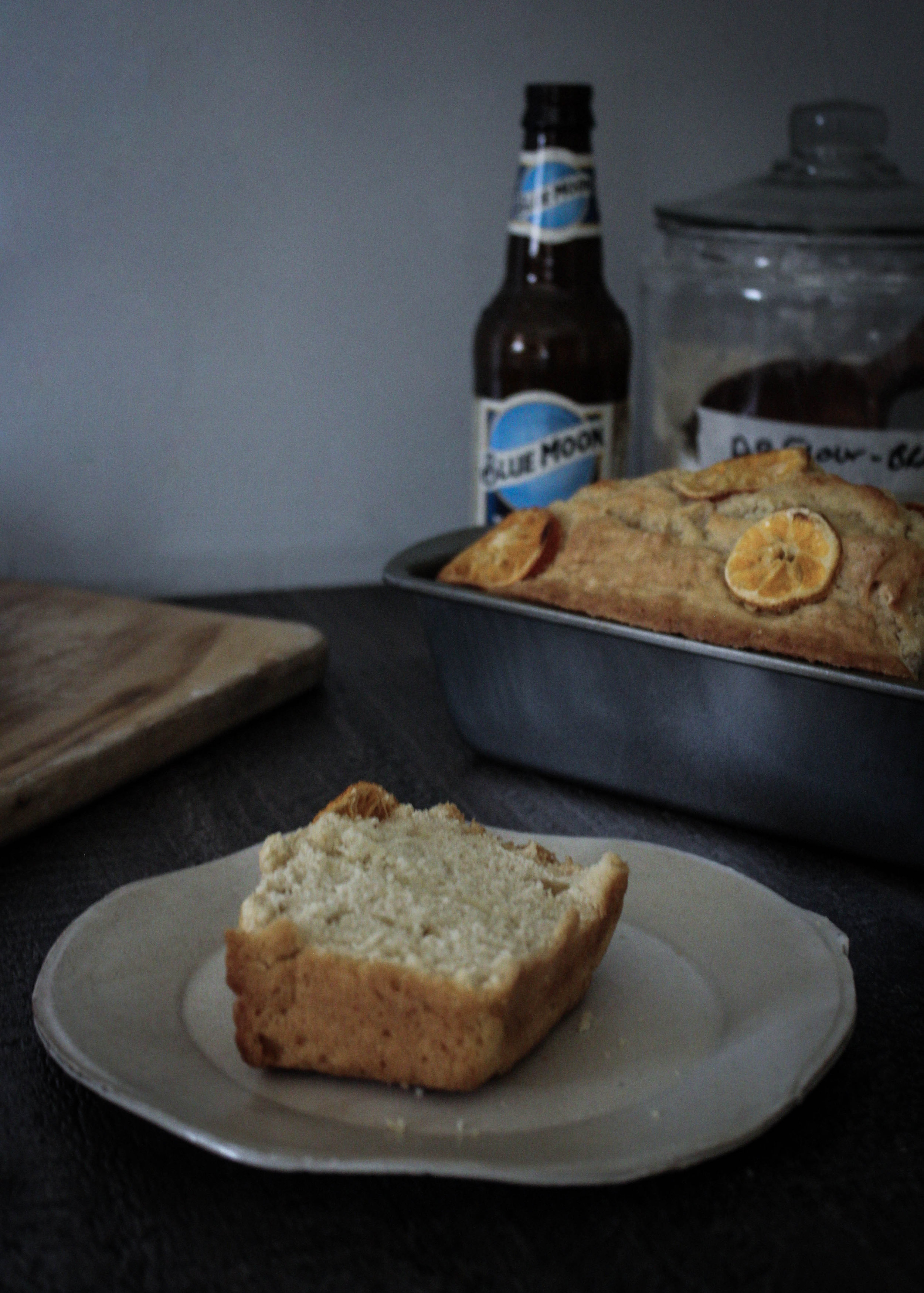 Blue Moon Beer Bread